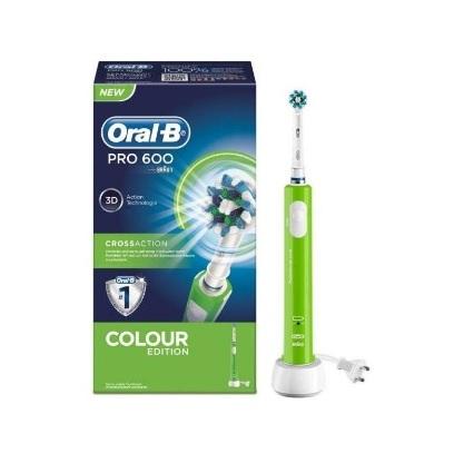Cepillos dentales   CEPILLO ELECTRICO ORAL B Pro600 CROSS ACTION ... f4b78061ffd5