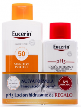 Eucerin-sun-protection-sensitive-protect-extra-light-regalo-fps50