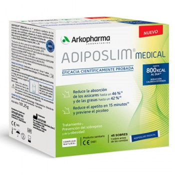 adiposlim medical captagrasas 45 sob