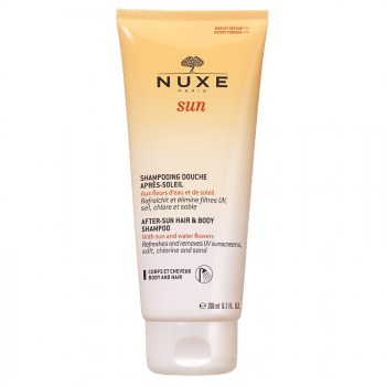 nuxe sun CHAMPU aftersun 200 ml
