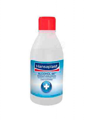 Hansaplast Alcohol 96 250 ml