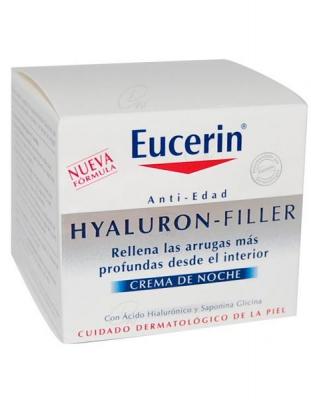 HYALURON FILLER CUIDADO DE NOCHE 50 ML