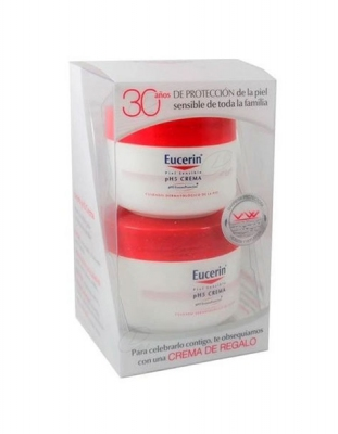 Eucerin PH5 Crema Piel Sensible 100ml + 75ml Regalo