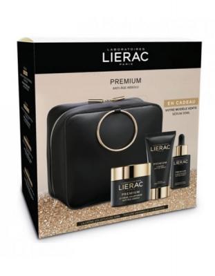 Lierac Cofre Premium Crema Sedosa + Serum + Mascarilla