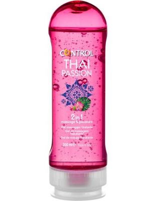 CONTROL THAI PASSION MASSAGE GEL 200 ML