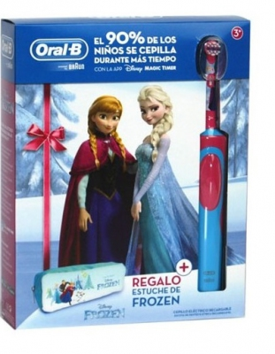 CEPILLO DENTAL ELECTRICO ORAL B FROZEN