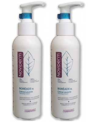 BOREADE DUO CREMA LAVANTE 2 X 200 ML