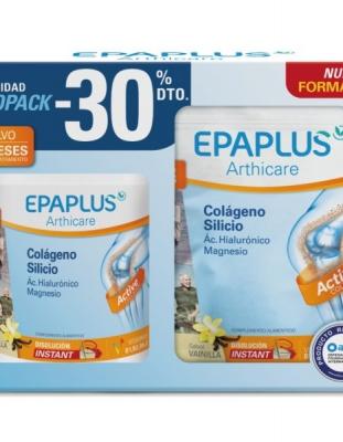 EPAPLUS ARTICHARE VAINILLA Colageno Ecopack 30% descuento