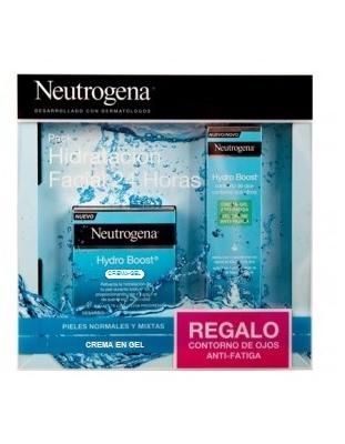 Neutrogena Hydro Boost Crema en Gel REGALO Contorno de Ojos