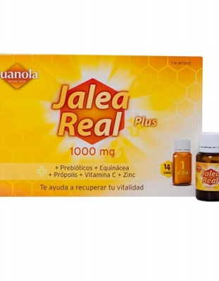 JUANOLA JALEA REAL PLUS 14 VIALES