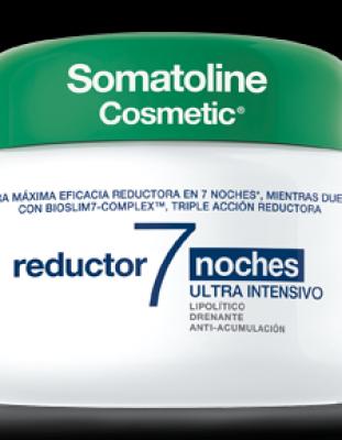 SOMATOLINE  REDUCTOR ULTRAINTENSIVO 7 NOCHES 450 ML