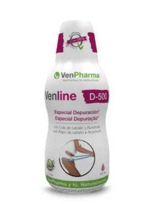 Venline D-500 Especial Depuración 500 ML