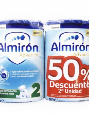 ALMIRON 2 ADVANCE PRONUTRA BIPACK 2x800G