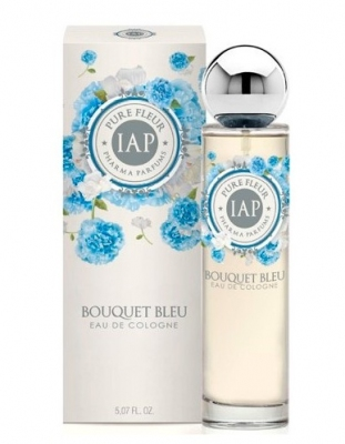 IAP PURE FLEUR AGUA DE COLONIA BOUQUET BLEU 150 ML