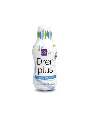 DISVEN DREN PLUS CON STEVIA 500ML
