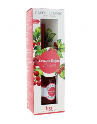 MIKADOS GREEN BOTANIC FRUTOS ROJOS 50 ML
