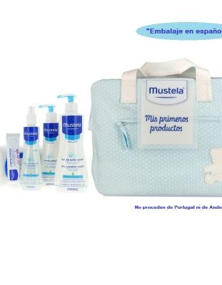 Mustela Mis Primeros Productos Bolsa Azul