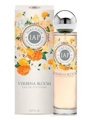 IAP PURE FLEUR AGUA DE COLONIA VERBENA BLOOM 150 ML